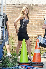 Real hot Aniston pics